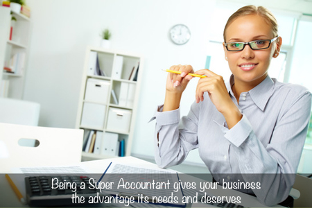 iXpress Super Accountant Image Banner  Image